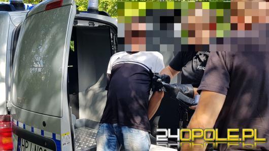 Czołowe zderzenie na Luboszyckiej w Opolu. Kierowca nietrzeźwy