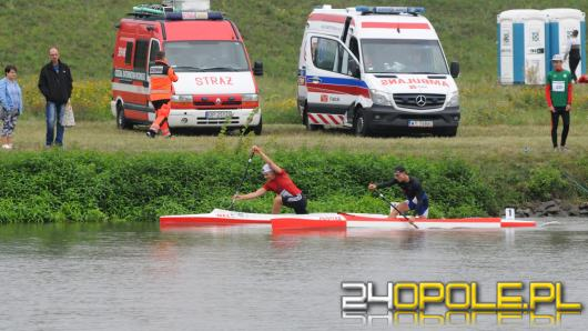 Kajakarze z Opola wywalczyli 8 medali podczas weekendowych mistrzostw Polski