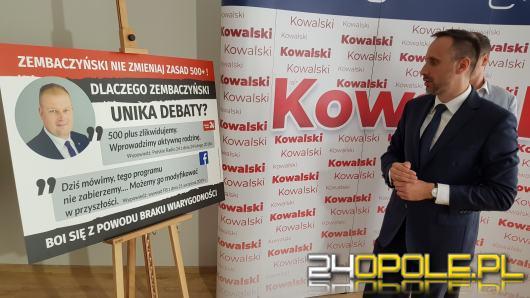 """""""Zlikwidujemy czy nie zlikwidujemy?"""" Janusz Kowalski stworzył spot o Witoldzie Zembaczyńskim"""