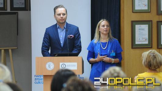 USK w Opolu przystąpił do ogólnopolskiego programu wczesnego wykrywania cukrzycy typu 1 u dzieci