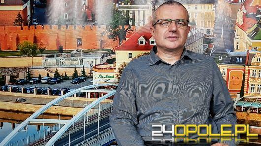 Dariusz Lubczyński - ten sezon Berland zaczyna inaczej niż zwykle