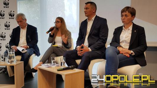 Politycy debatowali o ekologii. Jakie pomysły na smog i transport mają opolscy kandydaci do Sejmu?