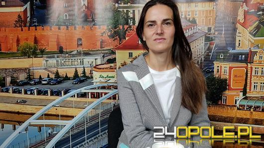 Anna Mołodecka - mieszkanie od Sindbad Dom można kupić w kawiarni