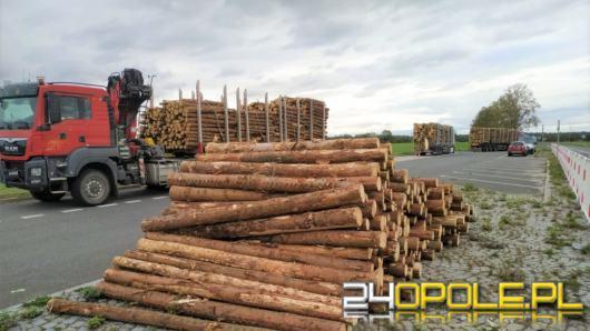18 tysięcy złotych kary dla czeskich przewoźników za przeładowany transport