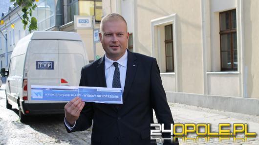 Zembaczyński atakuje telewizję publiczną. Chce jej prywatyzacji