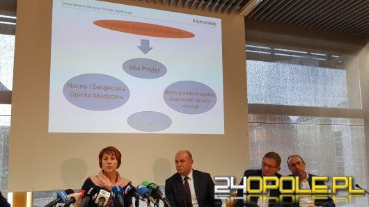 Zarząd Województwa odpowiada na zarzuty w sprawie likwidacji SOR