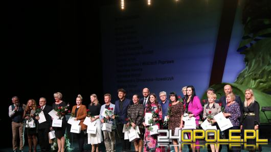 Animatorzy kultury i muzealniacy z nagrodami marszałka
