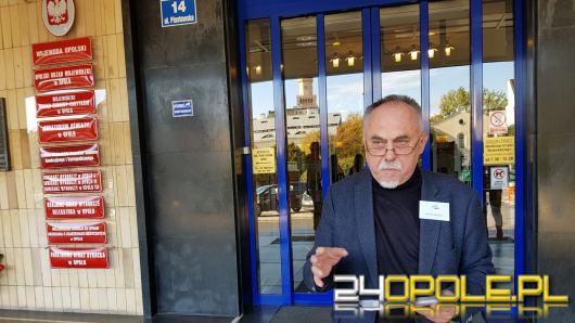 Poseł Janusz Sanocki kontynuuje strajk głodowy