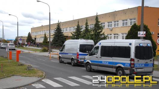 Opolska policja zakończyła obławę. Działania przejmuje policja ze Śląska