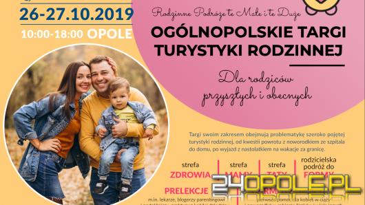 Warsztaty, prelekcje i atrakcje dla najmłodszych na Ogólnopolskich Targach Turystyki Rodzinnej