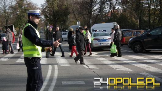 """Od czwartku policjanci rozpoczynają akcję """"Znicz 2019"""""""