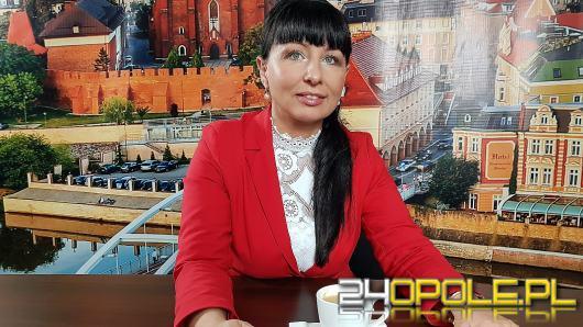 Katarzyna Gołębiowska-Jarek - Opole oddycha naszym powietrzem