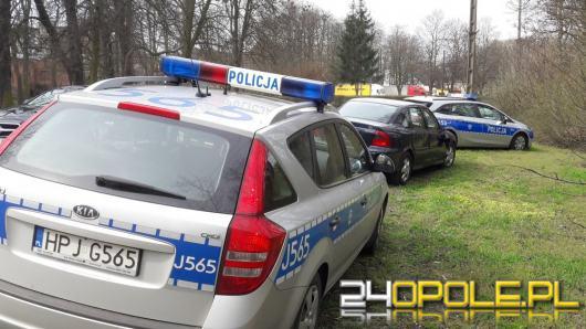 Pościg ulicami Strzelec Opolskich z 41-letnim kierowcą