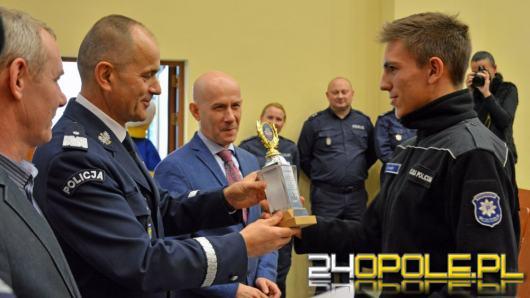 Konkurs wiedzy o Policji rozstrzygnięty
