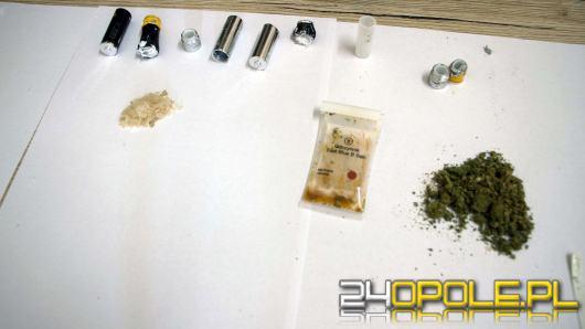 Narkotyki miały być dostarczone więźniom w bateriach
