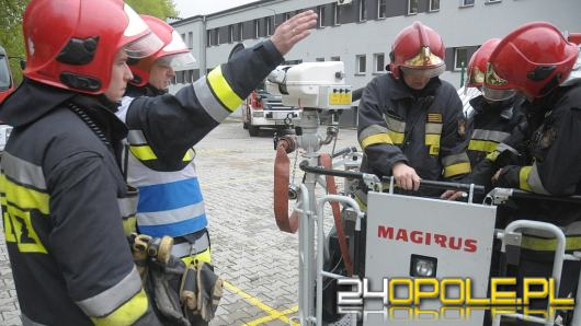 Opolscy strażacy w 2019 roku wyjeżdżali do zdarzeń średnio co 40 minut