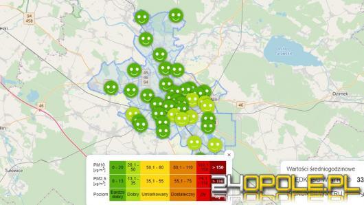 Miejski monitoring jakości powietrza ulepszony i rozszerzony o nowe lokalizacje
