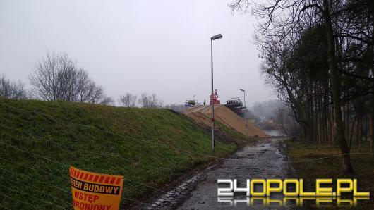 Trwa budowa mostu w Krapkowicach. To kluczowa inwestycja w regionie