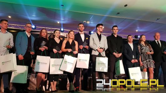Nagrodzono najlepszych sportowców, trenerów i działaczy Klubu AZS Politechnika Opolska