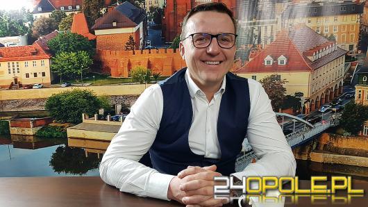 Tomasz Suchan - na Osiedlu Róży Wiatrów dbamy o szczegóły