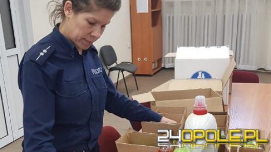 Policjanci z pomocą dla Kresowian