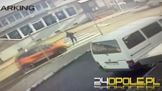 Potrącenie na pasach w Krapkowicach. Kierująca straciła prawo jazdy