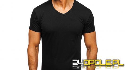Koszulki w serek, z nadrukiem i nie tylko - koszulki męskie