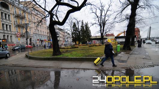 MZD zbuduje chodnik przy dworcu PKS