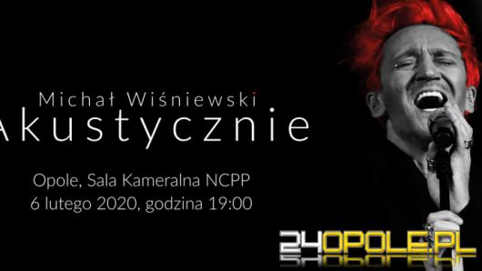 Michał Wiśniewski Akustycznie- wygraj bilety!