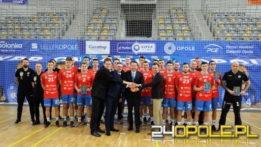 Opolscy szczypiorniści gotowi na rozgrywki Pucharu EHF