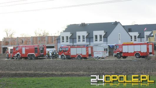 Rozszczelnienie gazu przy osiedlu Sady w Opolu. Ewakuowano 6 osób