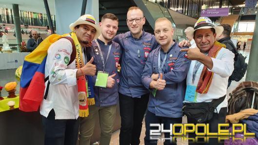 Opolanie zdobyli 7 medali na olimpiadzie kulinarnej. Złoto za...Zamek w Mosznej z karmelu!