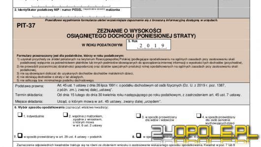 Urzędy skarbowe w całej Polsce zamknięte do 27 marca