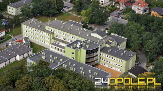 Szpital w Kędzierzynie-Koźlu tylko dla osób z podejrzeniem koronawirusa