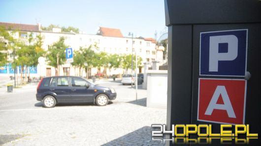 Parkometry w mieście zostaną wyłączone. Miasto zwalnia Opolan z opłat za parkowanie
