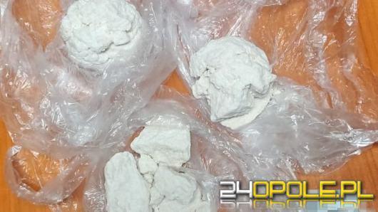Zatrzymany ze znaczną ilością narkotyków
