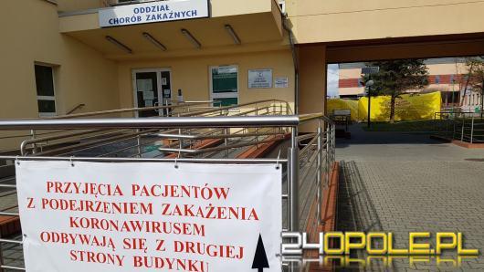 Liczba zachorowań na koronawirusa w Polsce przekroczyła 1000. W opolskim 23 przypadki