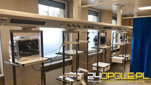 Szpital w Kędzierzynie-Koźlu będzie miał dwa Oddziały Intensywnej Opieki Medycznej