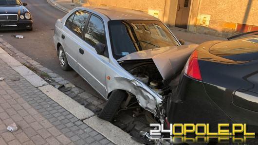 Rajd pijanego Somalijczyka na ulicy Bończyka w Opolu