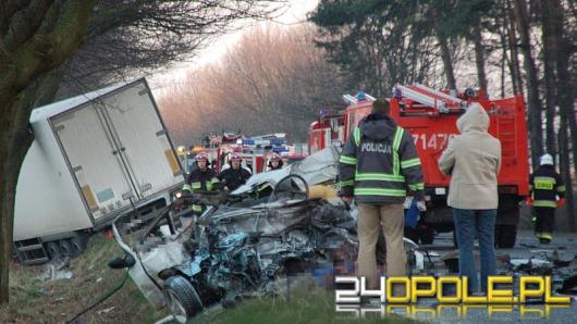 4 osoby zginęły w wypadku