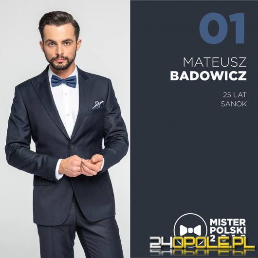1. Mateusz Badowicz, pochodzi w Sanoka w województwie podkarpackim, ma 21 lat.