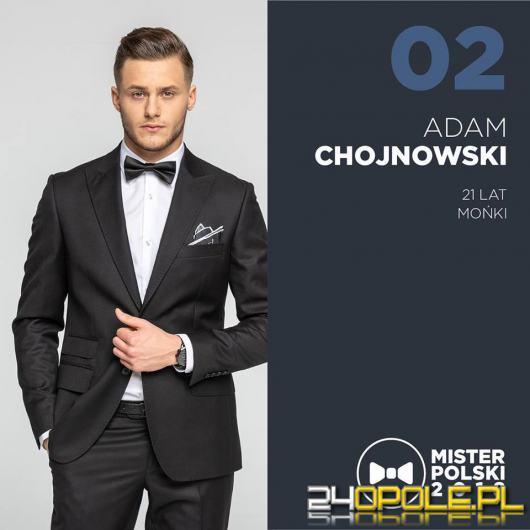 2. Adam Chojnowski, 21-letni mieszkaniec Podlasia.