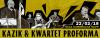 Koncert:  Kazik & Kwartet ProForma