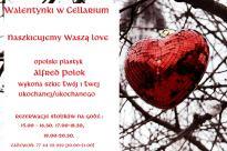 Walentynki w Cellarium Doxa: NASZKICUJEMY WASZĄ LOVE!
