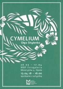 Cymelium - wystawa Olgi Shylenko