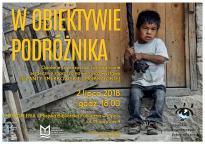 Wystawa: W obiektywie podróżnika Jolanty Smerkowskiej-Mokrzyckiej