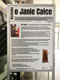 Wystawa o Janie Całce