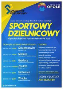 Akcja: Sportowy Dzielnicowy - Zaodrze
