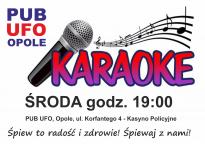 Karaoke w Pubie UFO Korfantego 4