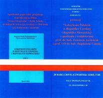 Leksykon Polaków w Republice Czeskiej i Republice Słowackiej